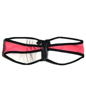 Swim - Strapless Swim Suit Bikini Swimwear Padded Top